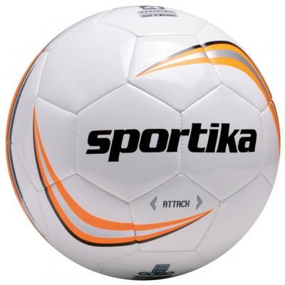 Футболна топка Attack, размер 5, SPORTIKA