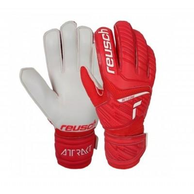 Вратарски ръкавици Reusch Attrakt Solid, Junior, REUSCH