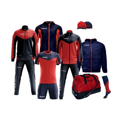 Спортен комплект Box Ulysse, ZEUS