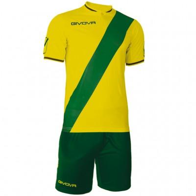 Футболен екип Kit Plate, Givova