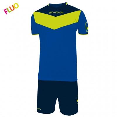 Футболен екип Kit Campo Fluo, Givova