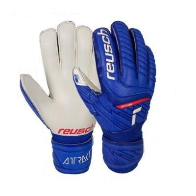 Вратарски ръкавици Reusch Attrakt Grip, Junior, REUSCH